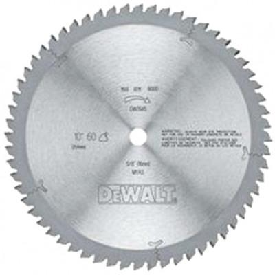 Lame scie stationnaire 305x30x60D alter -5° trait 2,6mm DEWALT  DT4260
