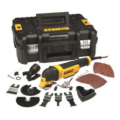 Multi-cutter filaire 300 W - 230 V - Dewalt | DWE315KT