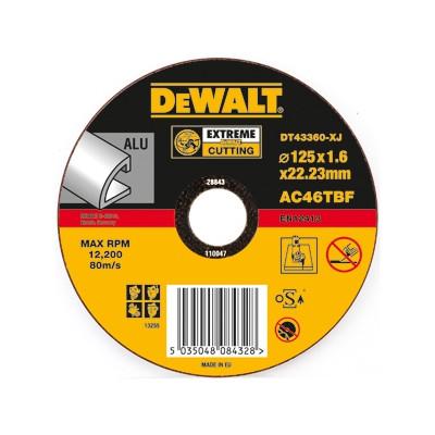 25 Disques à tronçonner le métal 125mm | DT42300