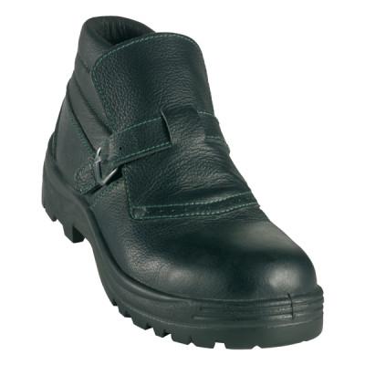 Chaussures de sécurité Soudeur composite cuir buffle noir QUARTZ S3  COVERGUARD
