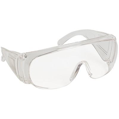 Surlunettes de sécurité, Monture VISILUX - AR polycarb. Oculaire incolore- 60400 LUX OPTICAL