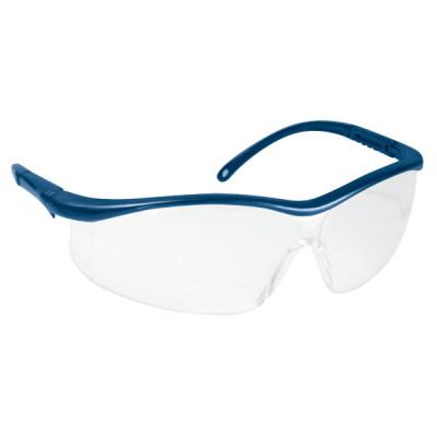 Lunettes de sécurité, Monture ASTRILUX bleu marine - Oculaire incolore antibuée -LUX OPTICAL