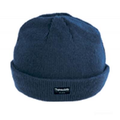 Bonnet laine marine, intérieur doublé Thinsulate 57140 COVERGUARD