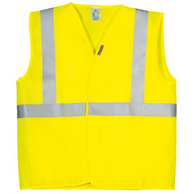 Gilet hi-viz jaune bande baudrier, 3M, cl. 2.2, 70210 Coverguard