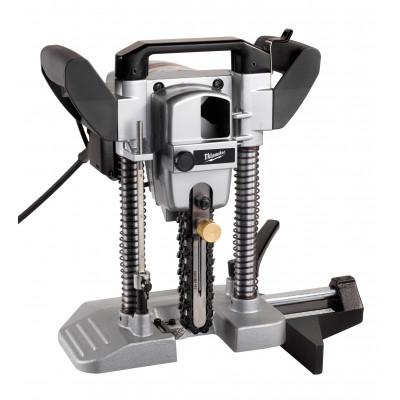 Mortaiseuse 1350 Watts + Guide + Kit Chaîne de 40mm CM100 | 4933433220 Milwaukee