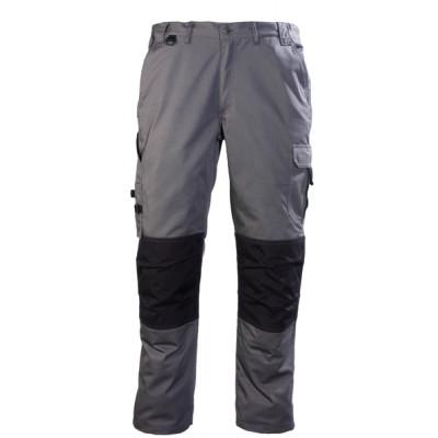 Pantalon CLASS GREY gris et noir 65% poly/35% coton COVERGUARD 8CLPG