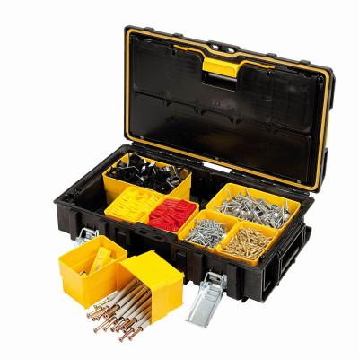 Mallette organiseur Tough System - petite contenance - DEWALT | 1-70-321