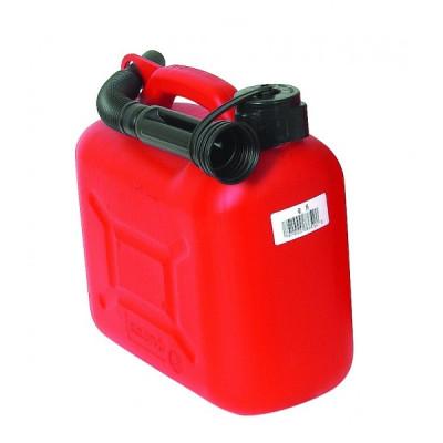 Jerrican plastique essence 5 litres SODISE 18704