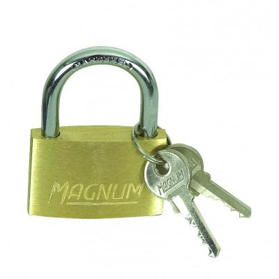 Cadenas 40 mm avec anse en acier et 2 clés Sodise   15771
