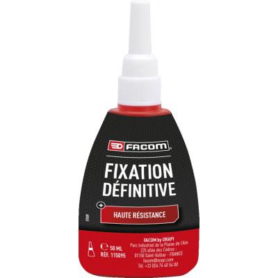 Fixation définitive Flacon 50 ml 115095 | FACOM BY ORAPI