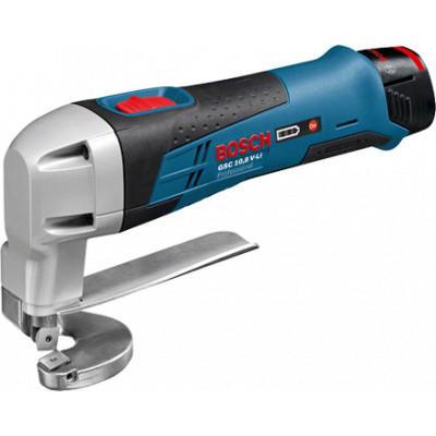 Cisaille sans fil Bosch PRO GSC 10,8 V-LI Professional machine outillage Bosch Bleu 0601926108