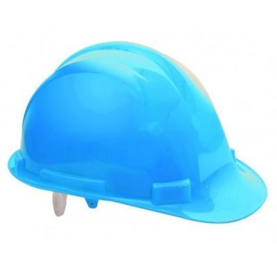 Casque de chantier PACIFIC Bleu EARLINE  65301