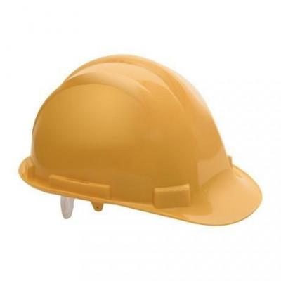 Casque de chantier PACIFIC Jaune EARLINE 65303