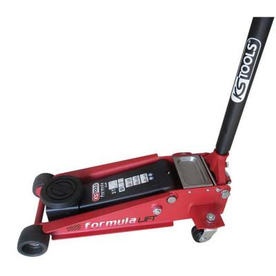 Cric hydrolique extra-bas acier 3T Monster - KS Tools | 161.0366