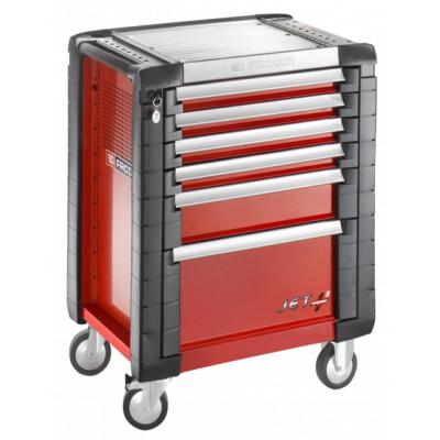 JET.6M3 Facom Servantes JET+ 6 tiroirs - 3 modules par tiroir