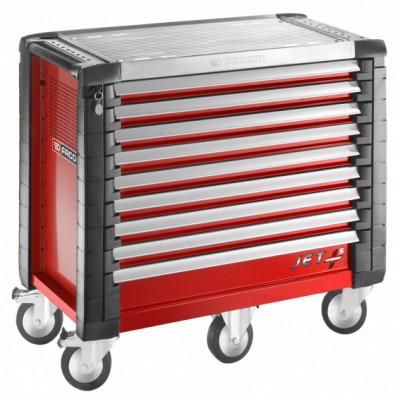 JET.9M5 Facom Servantes JET+ 9 tiroirs - 5 modules par tiroir