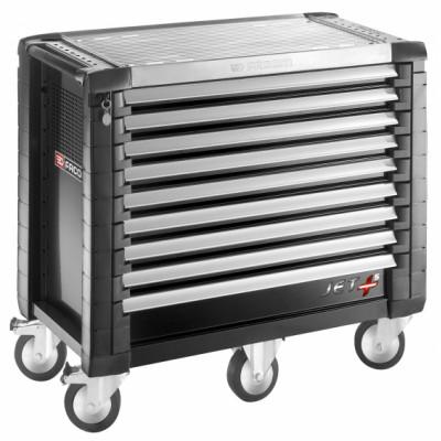 JET.9GM5 Facom Servantes JET+ 9 tiroirs - 5 modules par tiroir