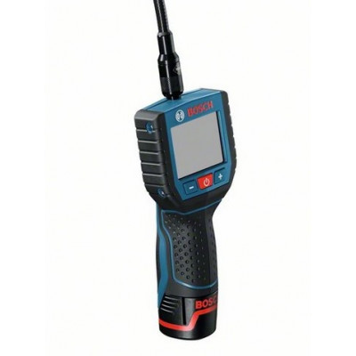 Caméra d'inspection sans fil GOS 10,8 V-LI - câble Ø 17 mm - Bosch Professionnel | 0601241001