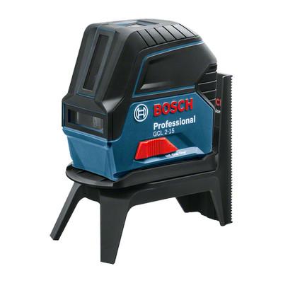 0601066E02 Laser points et lignes Bosch GCL 2-15 Professional outils Bosch Bleu