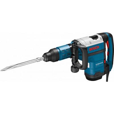 0611322000 Marteau-piqueur SDS-max Bosch GSH 7 VC Professional outils Bosch Bleu