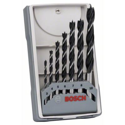 2607017034 Mèches à bois, set de 7 pièces Accessoire Bosch pro outils