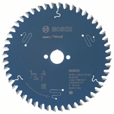 2608644015 Lame de scie circulaire Expert for Wood Accessoire Bosch pro outils