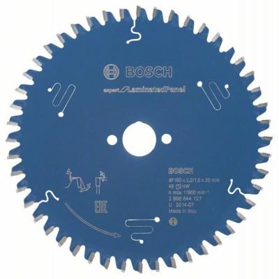 2608644127 Lame de scie circulaire Expert for Laminated Panel Accessoire Bosch pro outils