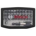 2607017319 Embouts de vissage, coffret de 32 pièces Accessoire Bosch pro outils