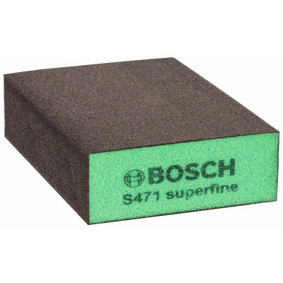 2608608228 Bloc standard abrasif, Best for Flat and Edge Accessoire Bosch pro outils