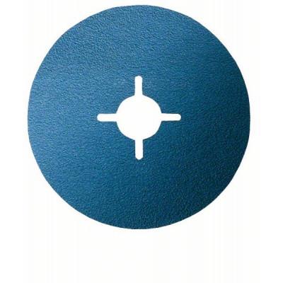 2608607257 Disque abrasif sur fibres R574, Best for Metal Accessoire Bosch pro outils