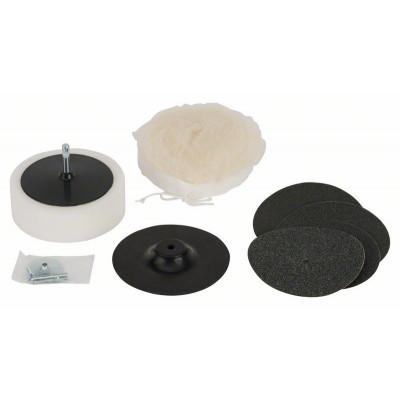 0603004101 Set de polissage S24 de 8 pièces Accessoire Bosch pro outils