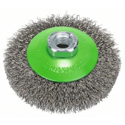 2608622108 Brosse conique, en inox Accessoire Bosch pro outils