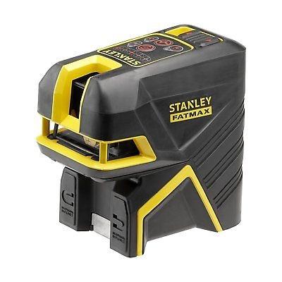 Laser croix 2 points FatMax 50 m Stanley | FMHT1-77414