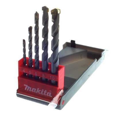 Makita D-05175 Coffret de 5 forets cylindriques à béton