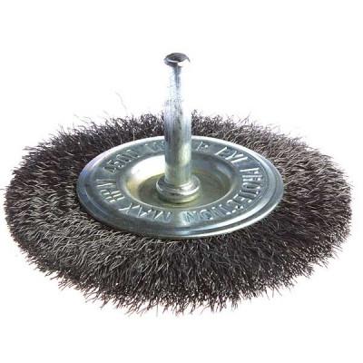Makita D-39958 Brosse circulaire à fils acier ondulés pour perceuses