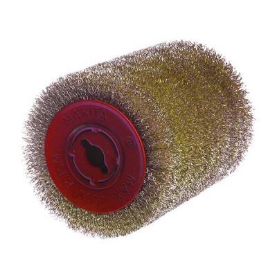 Makita P-65648 Brosses fil d'acier laitonné