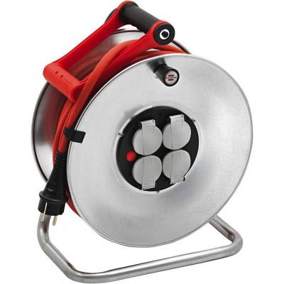 Enrouleur de câble Silver IP44 Brennenstuhl | 1207931