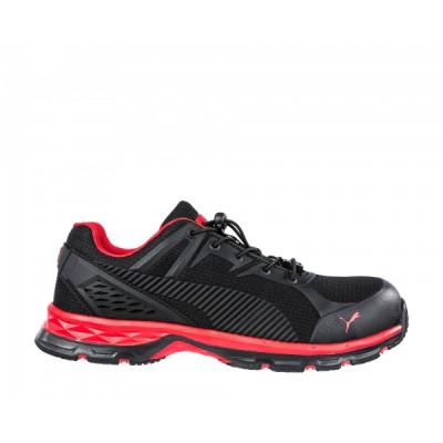Chaussures de sécurité Fuse Motion 2.0 Red Low S1P ESD HRO SRC Puma Safety | 643890