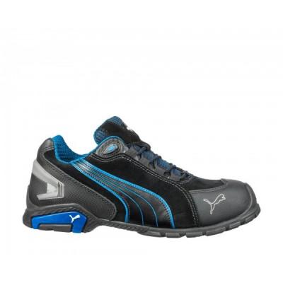 Chaussures de sécurité basses Rio Black Low S3 SRC Puma Safety   642750