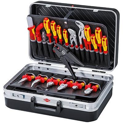 Mallette à outils Électricien Knipex   00 21 20