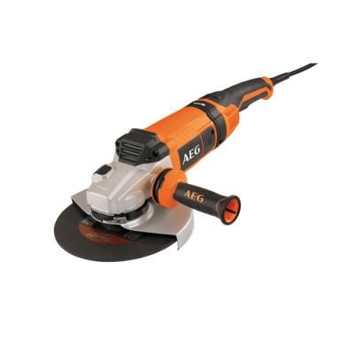 Meuleuse 2400W / anti-vibration / poignée rotative / diamètre 230mm WS 24-230 GEV DMS AEG   4935431775