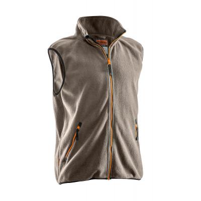 Gilet polaire sans manches 7501  | Jobman Workwear