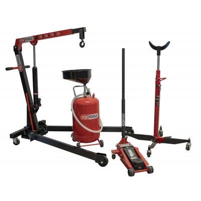 Kit complet équipement de garage KS Tools   160.0001-A1