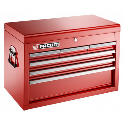 BT.C6T Facom Coffre métallique 6 tiroirs