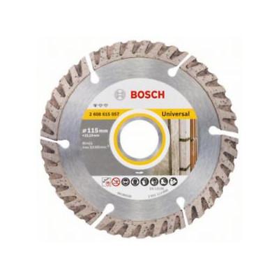 2608602191 Disque à tronçonner diamanté Standard for Universal Accessoire Bosch pro outils
