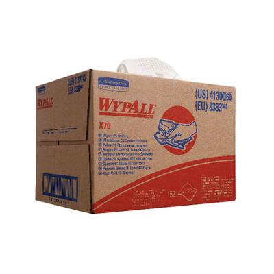 Boîte de 150 chiffons X70 WypAll | 8383
