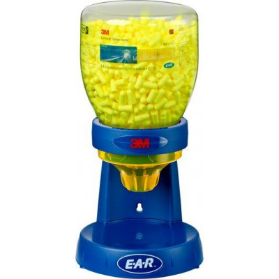 Recharge Earsoft jaune neons PD-01-002 3M France | 7000038202