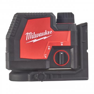 Laser 2 lignes avec applomb 4 volts L4 CLLP-301C Milwaukee | 4933478099