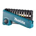 Makita B-30754 Coffret 10 embouts Impact Gold Torsion + Porte-embout ''Ultra Magnétique''