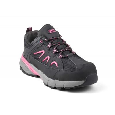 Chaussures de sécurité femmes Hiker Lady Rose Gaston Mille   HIBR3